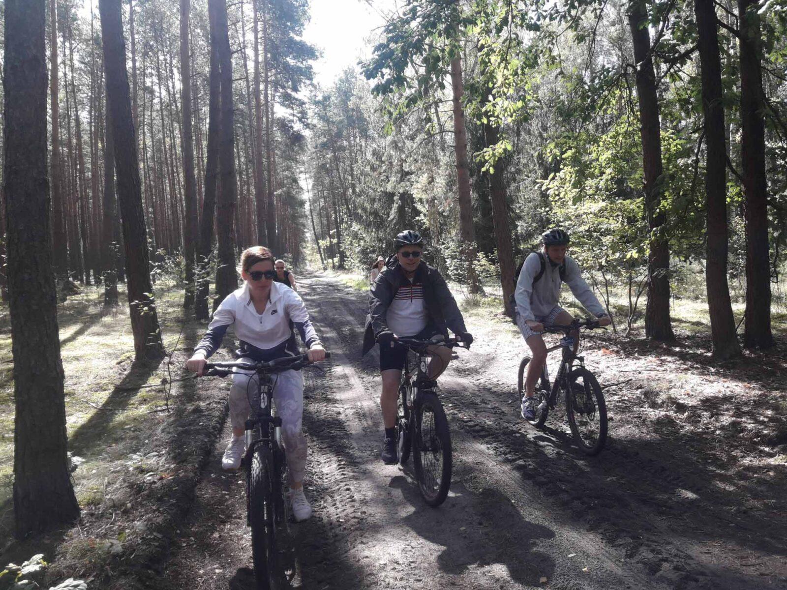 rowery Biała Góra